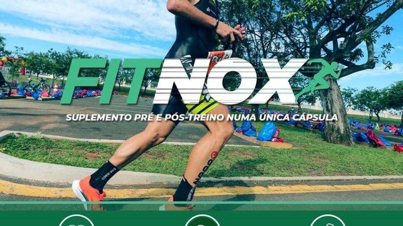 FITNOX MELHORA O RESULTADO DOS EXERCÍCIOS FÍSICOS