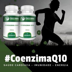 Coenzima Q10 Saúde, Energia e Imunidade